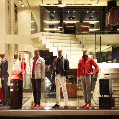 Canali Windows Display Finished002